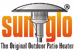 SunGlo Patio Heaters on Sale, All Valley Backyard, Palm Desert, CA